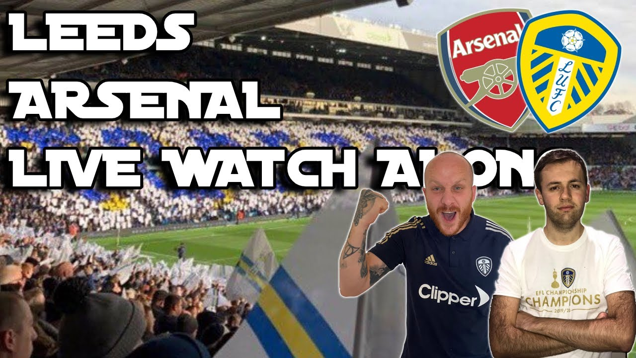 Arsenal vs. Leeds United: Live stream, TV channel, how to watch ...