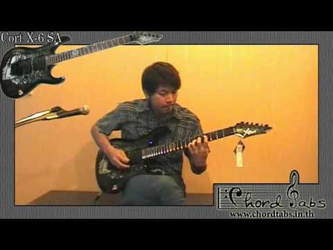 Review Cort X-6 SA By Www.chordtabs.in.th