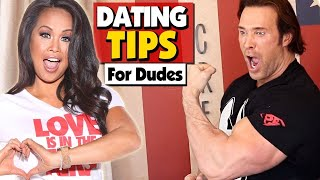 Dating ADVICE For Dudes - Mr. Universe ft. Dating Coach Carmelia Ray - PART 1
