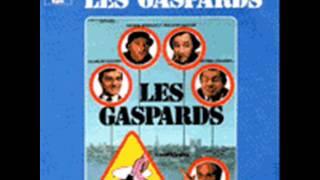 Les Gaspards. Musica: Gerard Calvi