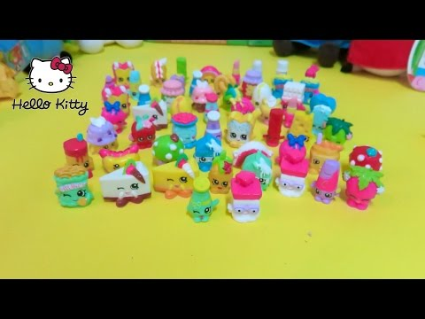 A Lot Of Unboxing with Hello Kitty, Shopkins And More!