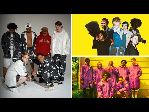 BROCKHAMPTON Mix 2017