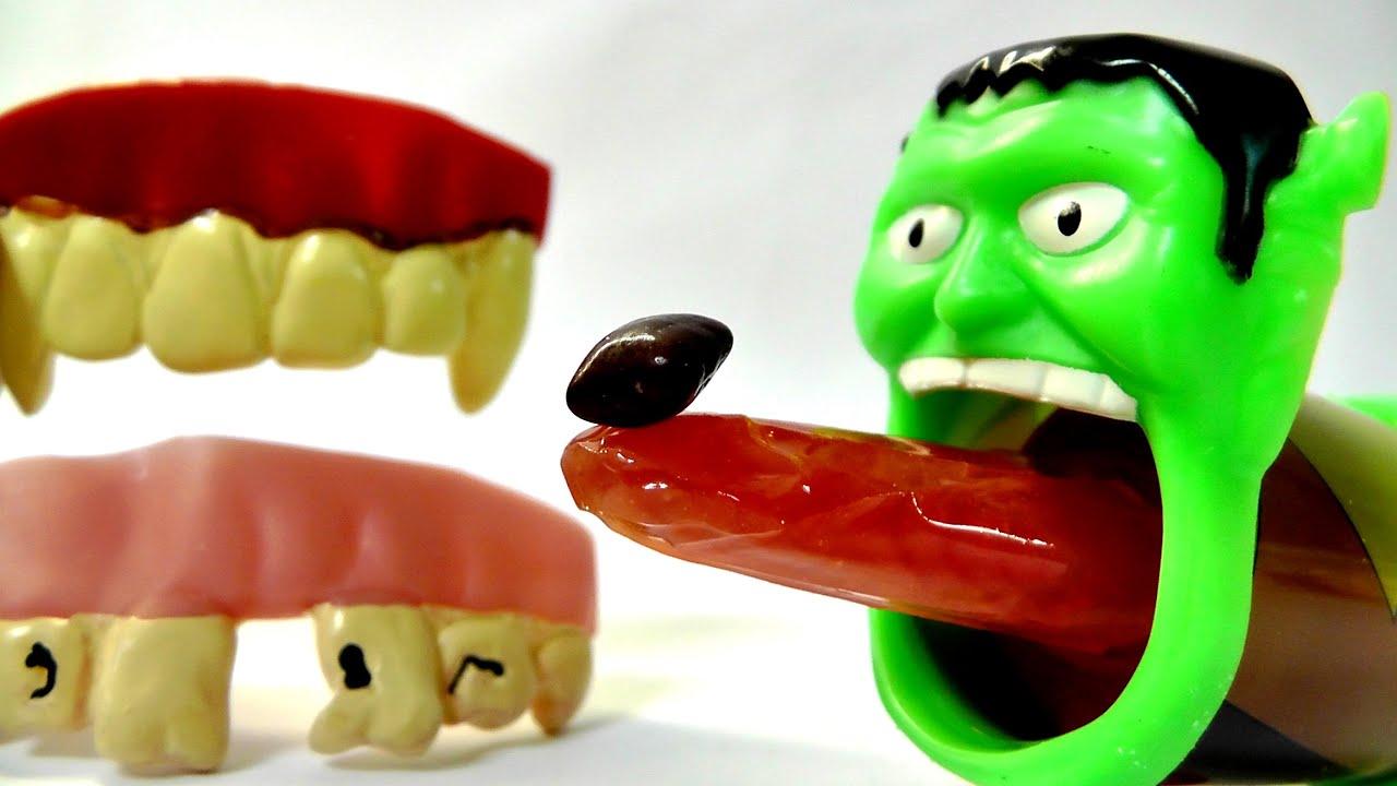 ASMR Candy 🍬 4! Vídeo Satisfactorio de PROBANDO CHUCHES.