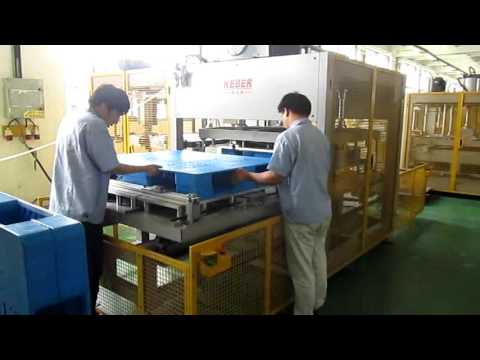 Hot Plate Plastic Pallet Welding Machine