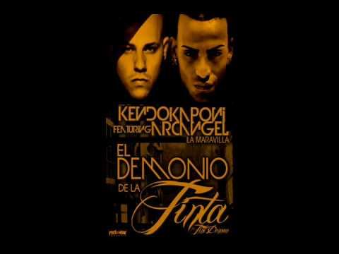 Kendo Kaponi Ft Arcangel - El Demonio De La Tinta (origina + letra)