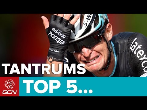 Top Five Cycling Tantrums | GCN