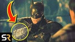 Hidden Details In Every Batman Suit