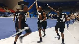"""""""Get Ready"""" - Thee Merge 2017 - Jackson State Sonic Boom Of the South"""