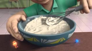 Фиксики - Взбитые сливки | Познавательные образовательные мультики для детей, школьников
