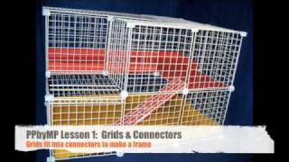 How To Make A Custom Cage: Grids And Connectors