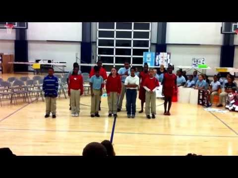 AJ's performance at Charter School of the Dunes....