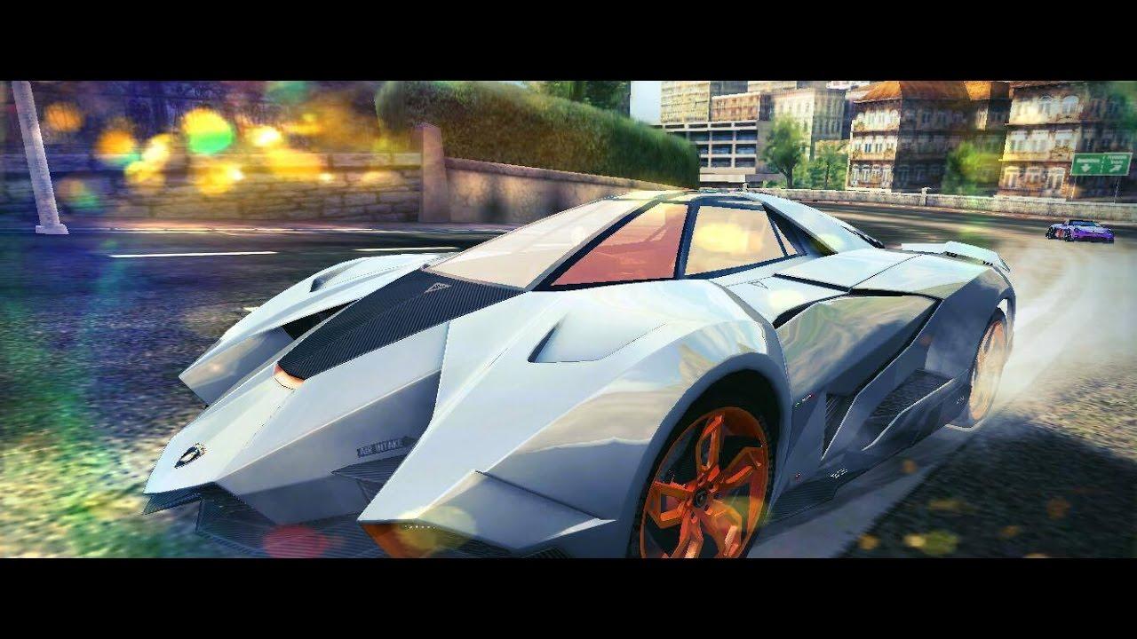 Asphalt 8 Lamborghini Egoista Monaco Reverse 1 14 415