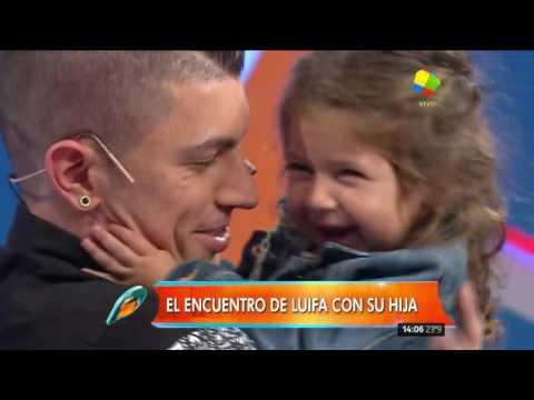 Morena Rial produjo el reencuentro de Luifa con su hija