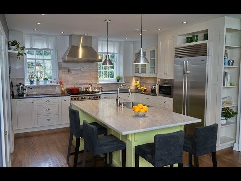 Beau Kitchen Remodeled In 211 Seconds By Main Line Kitchen Design. Philadelphia  PA