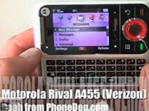 Motorola Rival A455 (Verizon) - Unboxing