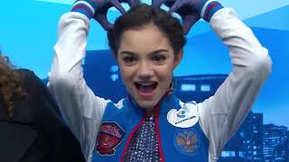 Evgenia Medvedeva: Dream Crazier