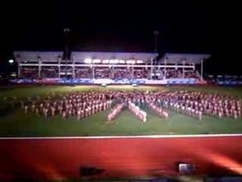 South Pacific Games Opening