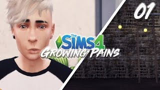 Let's Play: The Sims 4 - Growing Pains (Part 1) - Welcome :D