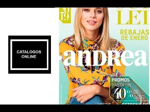 4fbe3f20dc82 Catalogo Andrea ofertas outlet 2019 Rebajas Enero