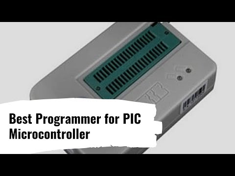 Best Programmer for PIC Microcontroller