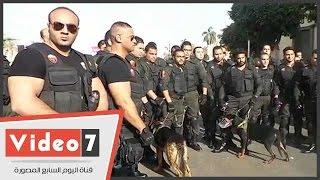 80 حارسا خاصا باحتفالية مستقبل وطن أمام قصر عابدين لتأمين المواطنين