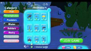 Roblox Fish Simulator | Awesome glitch!