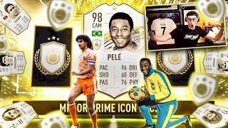 WOW!! 😳 27 x PRIME OR MID ICON PACKS! FIFA 21 Ultimate Team