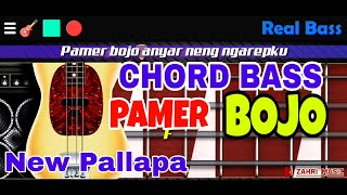 Chord Dangdut Bass Pamer Bojo Real Bass New Pallapa
