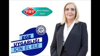 Trt Kent Radyo İzmir'deki Hedef ve Projelerim ile ilgili Söyleşim - Full