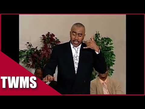 Pastor Gino Jennings - START FOLLOWING SOMETHING REAL