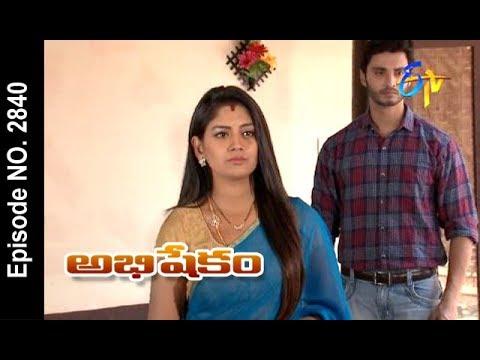 Abhishekam   22nd February  2018  Full Episode No 2840   ETV Telugu