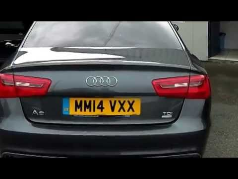 Carlease UK Video Blog | Audi A6 TDI Black Edition | Car leasing deal