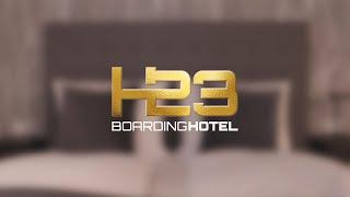 Imagefilm: h23 Boardinghotel