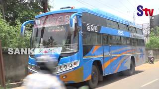 Divyang youth detained for stealing bus in Balasore | Sanket Tv