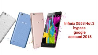 Infinix hot 3 x553 remove google account frp lock with sd card