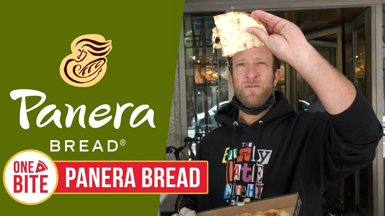 Barstool Pizza Review - Panera Bread