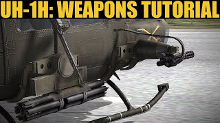 UH-1H Huey: Guns, Rockets & Countermeasures Tutorial | DCS WORLD