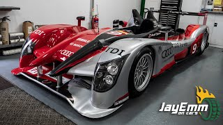 The Audi R15 is a forgotten car in Audi's Legendary LMP Program