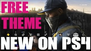 New Releases on PS4 - Watch Dogs 2 FREE THEME & So Much MORE