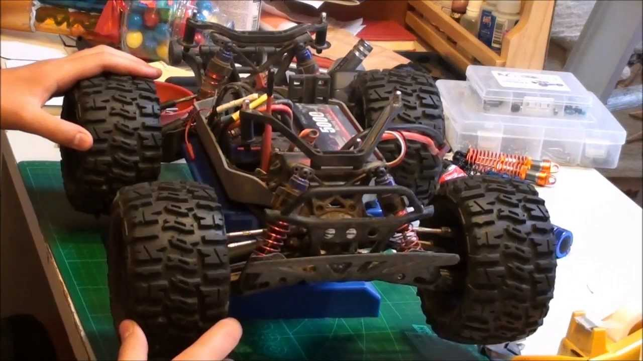 Traxxas Stampede 4x4 Review Upgrades Overview Youtube