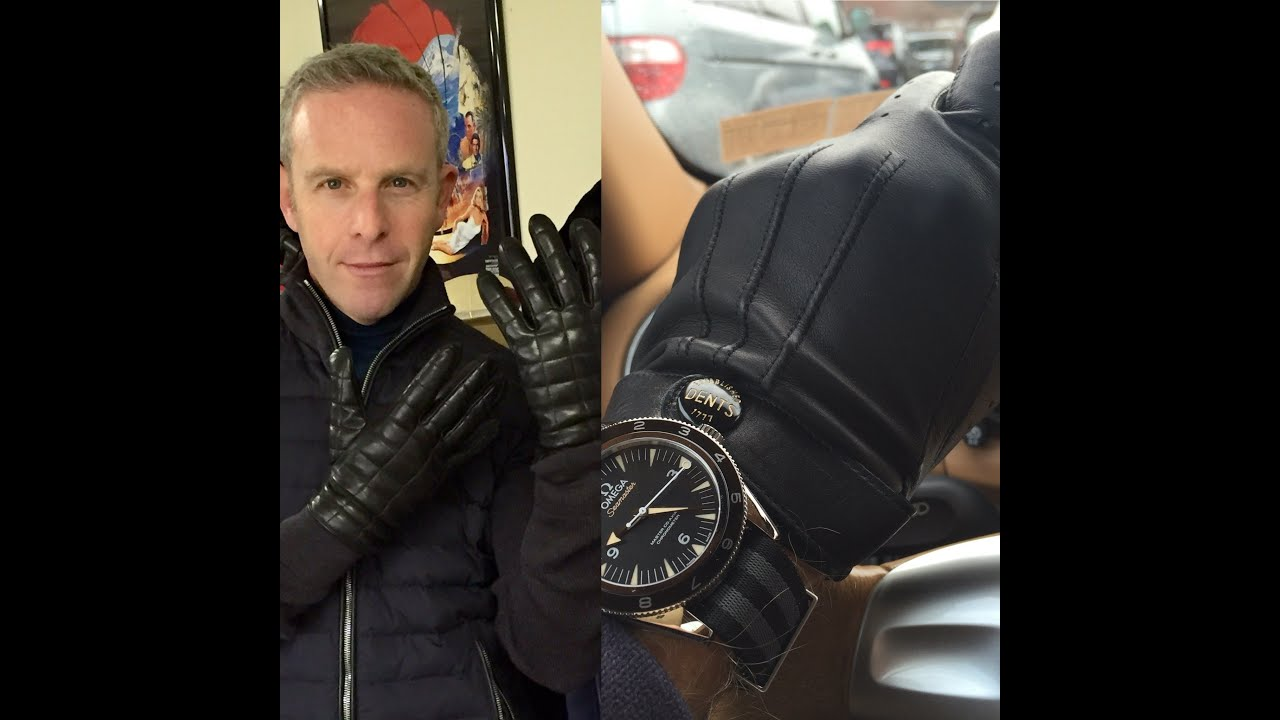 James bond leather driving gloves - The Gloves Of Spectre