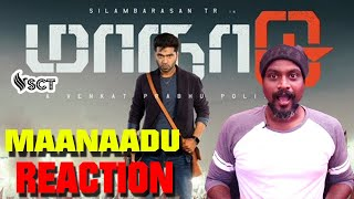MAANAADU Motion Poster | Why Yuvan Did This? | SCT
