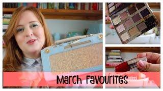 March Favourites | Fashioneyesta