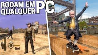 9 JOGOS EXCELENTES PARA PC's FRACOS
