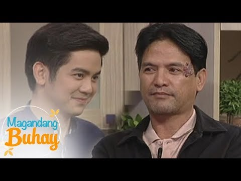 Magandang Buhay: Popshie Geo's comment about Joshua's lovelife