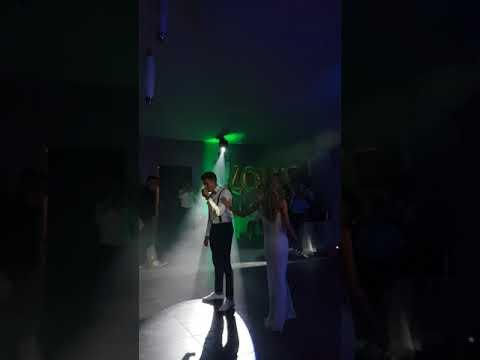 ouverture de Bal Jordan et Leslie