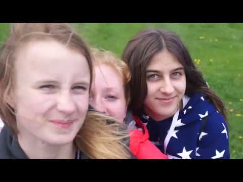 East Jordan 8th Graders in Washington D C
