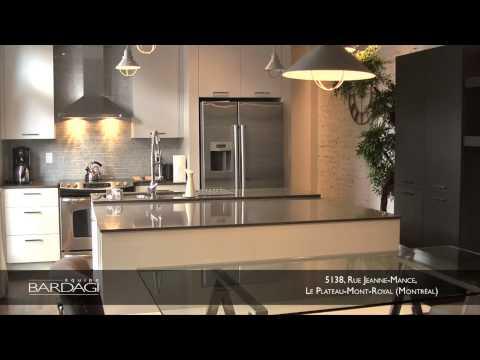 Plateau Mont-Royal (Montréal) -  For sale Condo à vendre - 5138, Rue Jeanne-Mance, - Equipe Bardagi