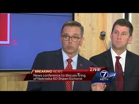 Ronnie Green, Hank Bounds discuss Shawn Eichorst's firing
