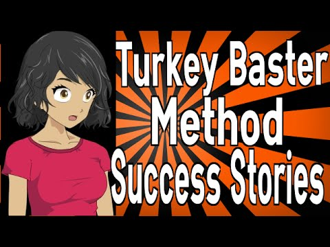 Can you get pregnant by using a turkey baster